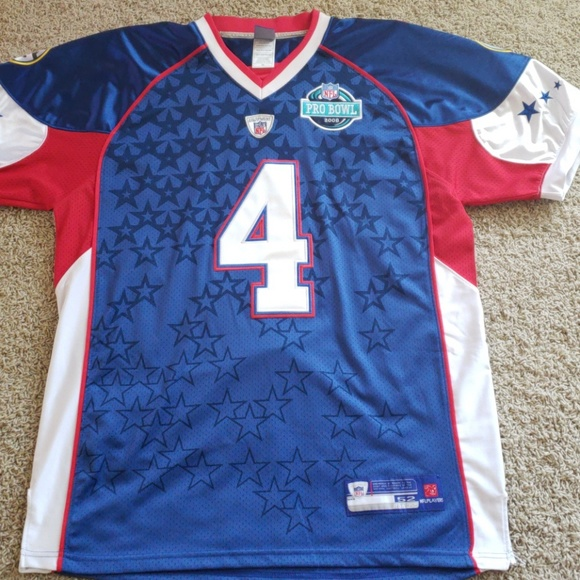 best website 9e098 de11f Authentic Brett Favre 2008 Pro Bowl Jersey